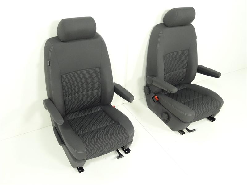 vw t5 multivan sitze vorne fahrersitz beifahrersitz. Black Bedroom Furniture Sets. Home Design Ideas
