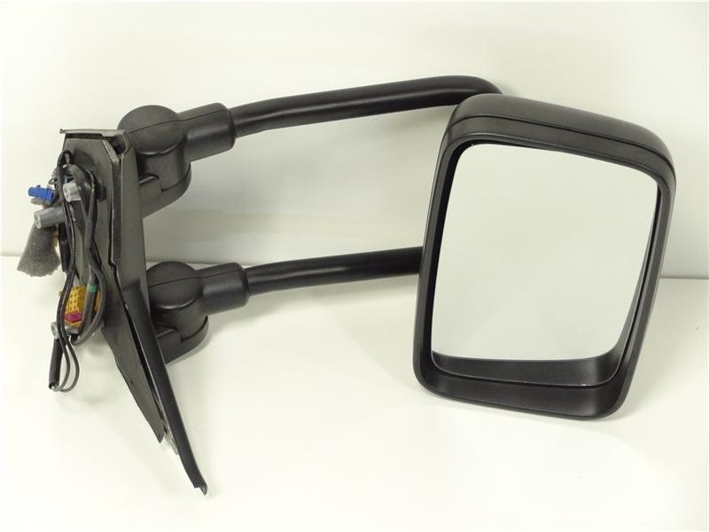 vw bus t5 facelift doka pritsche doppelkabine spiegel. Black Bedroom Furniture Sets. Home Design Ideas